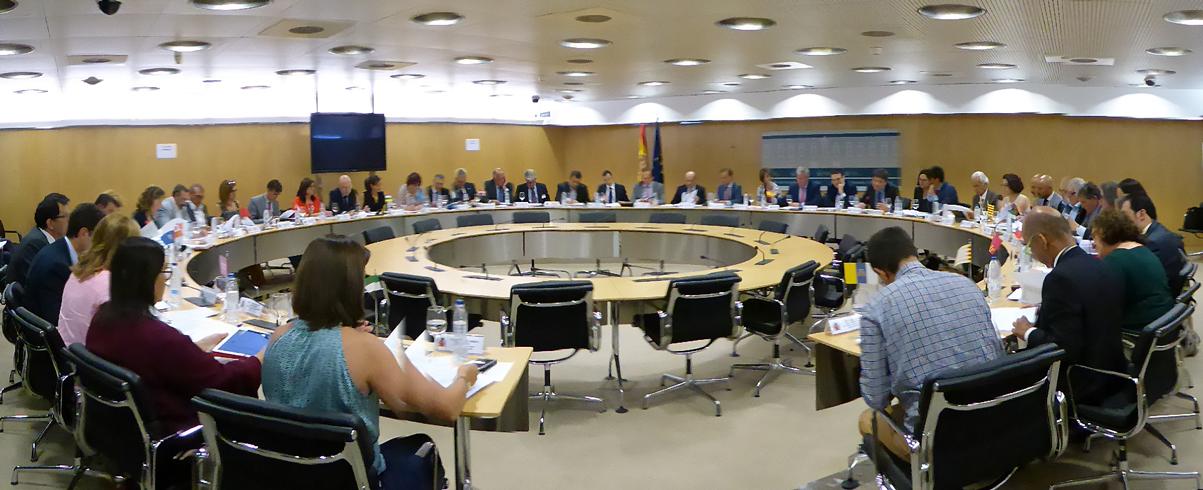 Sesión Plenaria del Consejo Políticas de Juego