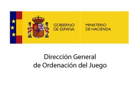 Direccion General de Ordenacion del Juego