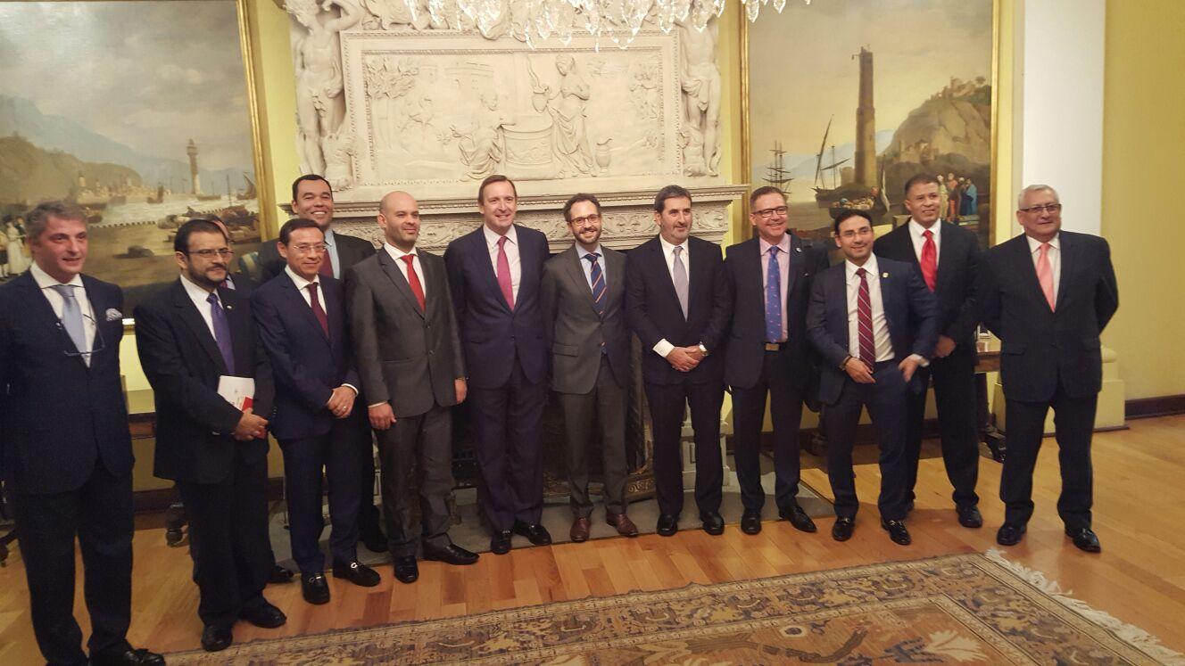 III Cumbre Iberoamericana del Juego. Representantes de los reguladores de juego