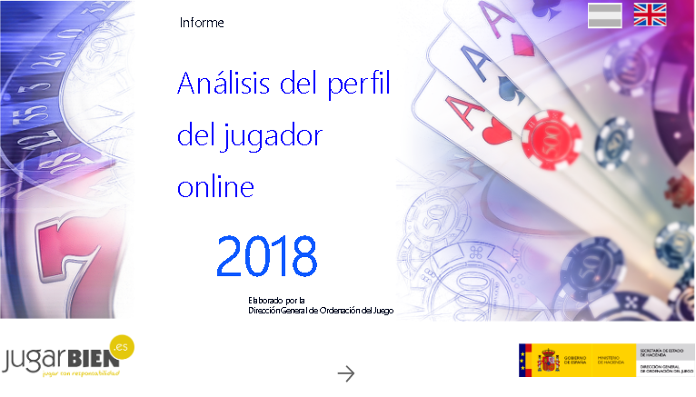 Análisis del perfil del jugador online 2018