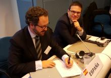 Firma de acuerdo de cooperación a nivel EEE