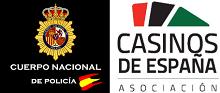 Policía Nacional y la Asociación Española de Casinos de Juego