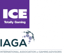 ICE TOTALLY GAMING WrB - In partnership with IAGA