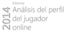 Imagen: Análisis del perfil del jugador online