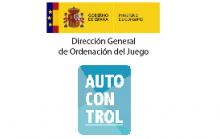 DGOJ - Autocontrol
