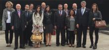 Reunión Reguladores Europeos en Lisboa. (Regulators Meeting in Lisbon)
