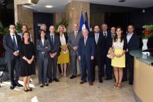 Reunión Reguladores Europeos en París. (Regulators Meeting in Paris)