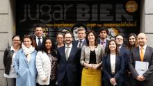 Grupo Reguladores de Juego holandés y español