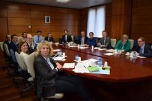 Reunión de Reguladores Europeos en Madrid