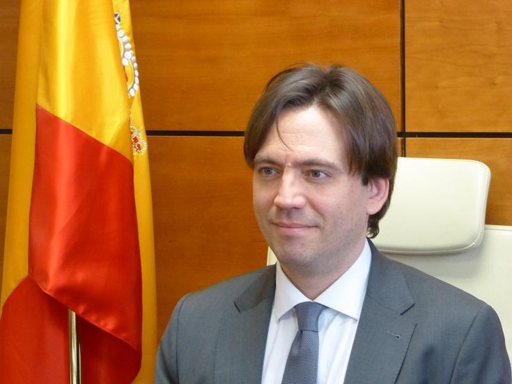 Guillermo Olagüe Sánchez - Subdirector General de Regulación